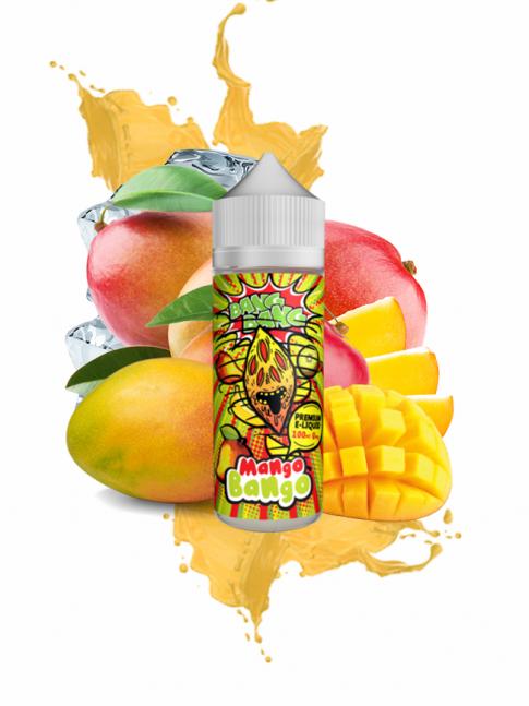 Köp Mango Bango 100 ml i vape shop i Sverige | 7vapes