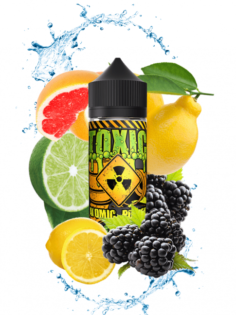 Köp Atomic Power 100 ml i vape shop i Sverige | 7vapes