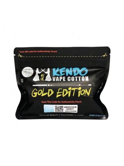 Köp Kendo Vape Cotton Gold Edition i vape shop i Sverige  