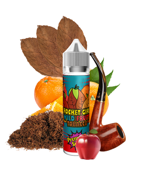 Köp Wild Fruits Tobacco 50 ml i vape shop i Sverige | 7vapes