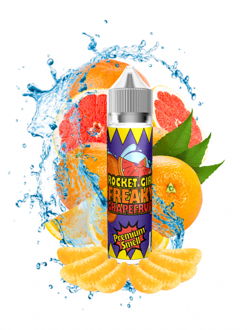 Köp Freaky Grapefruit 50 ml i vape shop i Sverige | 7vapes