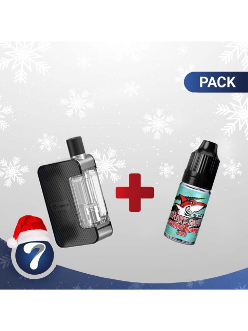 Köp Exceed Grip kit + Shark Salt 20Mg Eliquid i vape shop i