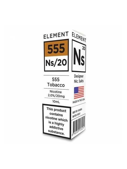 Buy 555 NS20 E-Liquid in our eshop – 7Vapes.se