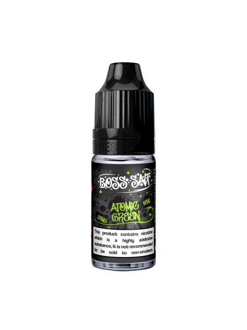 Buy Atomic Green E-Liquid in our eshop – 7Vapes.se